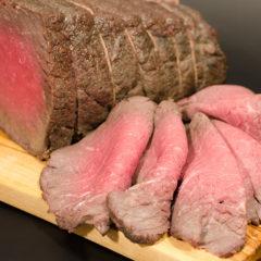 【雪生旬鮮】国産牛 ローストビーフ(モモ肉)